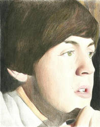 Coloured Paul finished by Macca4ever