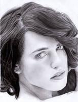 Katie McGrath by Macca4ever