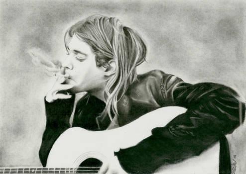 Kurt Cobain - commission