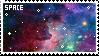 space stamp by damnashen