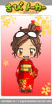 ChibiMaker: Valerie. by yasmyn64