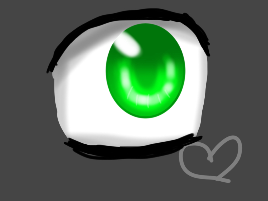 Practice eye. by yasmyn64
