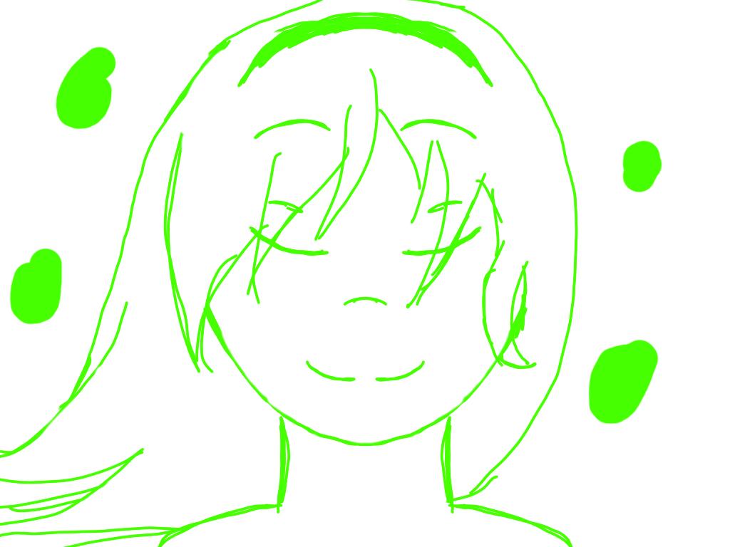 Green challenge by yasmyn64