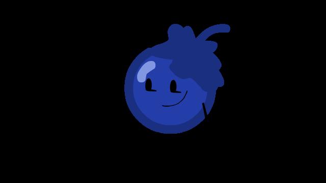 Blueberry by PDDRMAnimationPro on DeviantArt