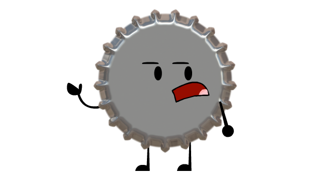 shape battle bottle cap by pddrmanimationpro on deviantart