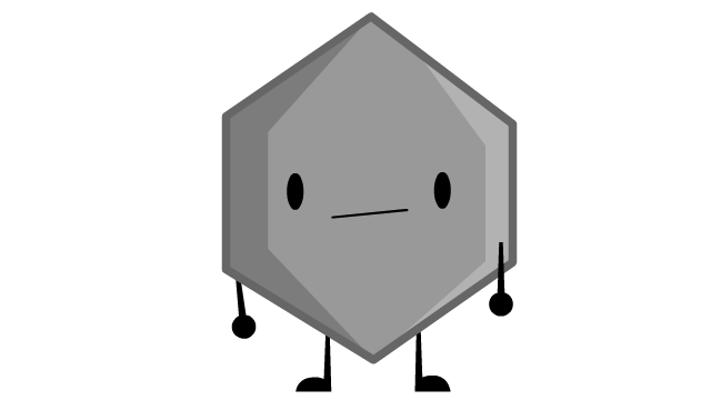 Shape Battle - Grey Hexagon by PDDRMAnimationPro on DeviantArt