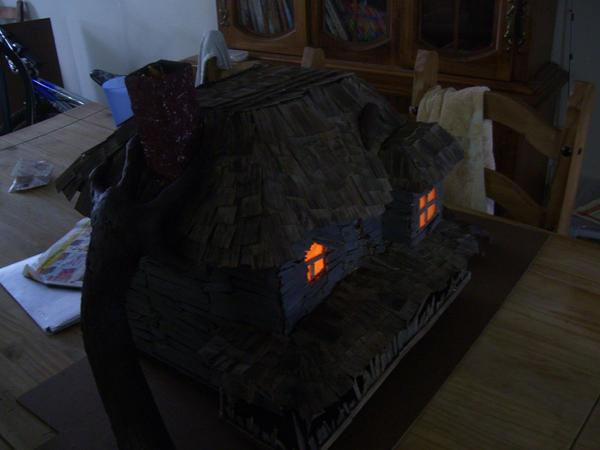 Nebbercracker House