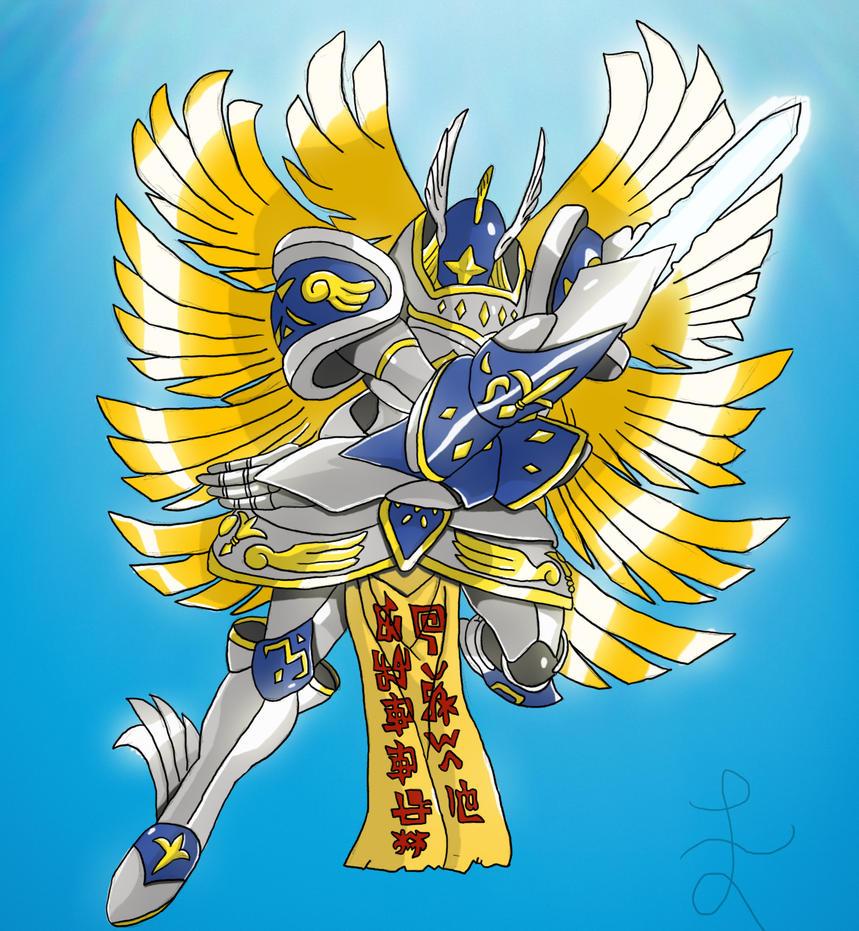 Seraphimon Wallpaper Seraphimon by FSCP-Cro...