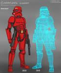 Renaissant Stormtrooper Honor-Guard