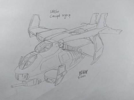 LAAT/en ''Enforcer'' Concept Regrasp