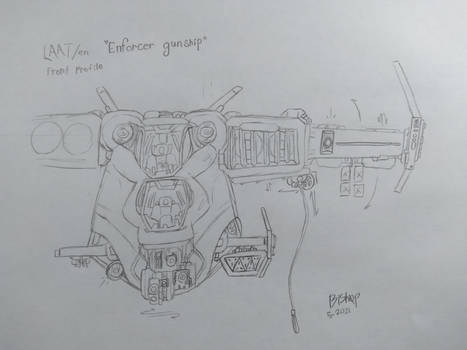 LAAT/en ''Enforcer'' Concept page 1