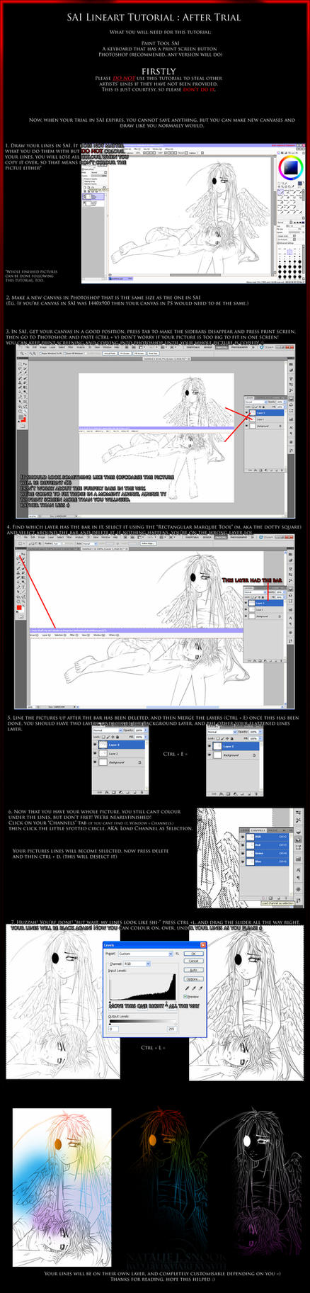 how to make photoshop like sai