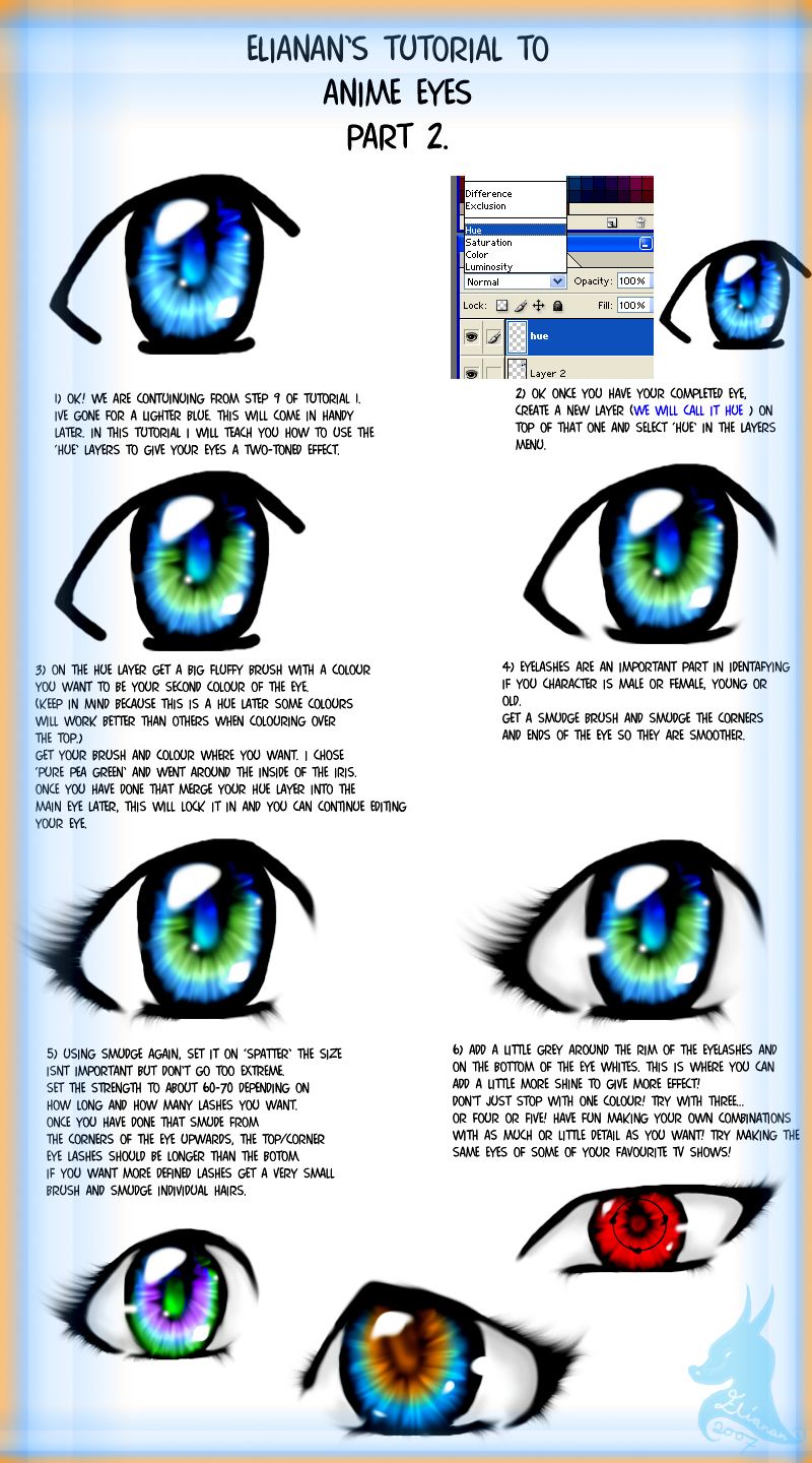 Tutorial anime eyes part 2 by elianan on deviantart tutorial anime eyes part 2 by elianan baditri Image collections