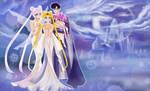 'Family' Sailor Moon Fanart.