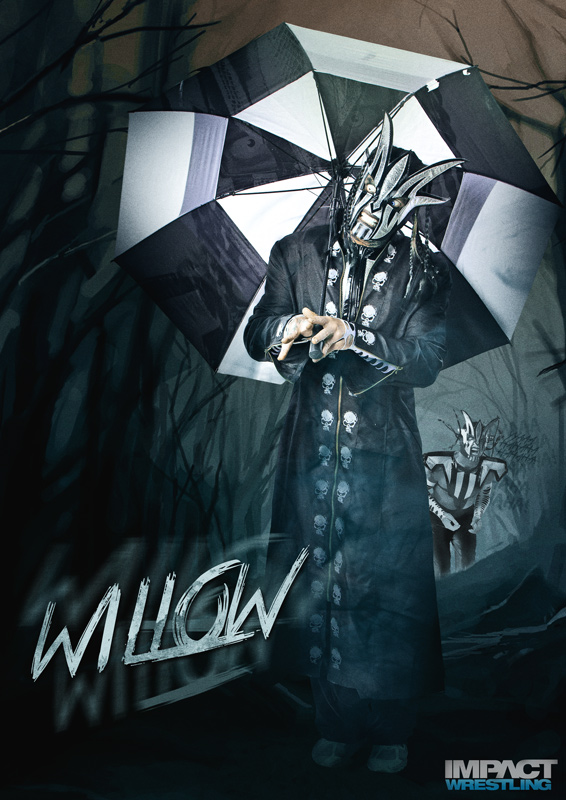 Willow - Jeff Hardy Graphic by Jeff Hardy Willow The Wisp Wallpaper