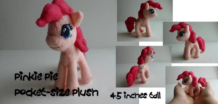 Pinkie Pie Pocket-size Plush