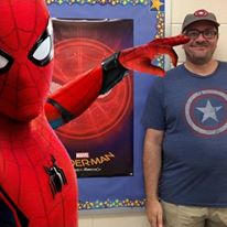 rob and spider man