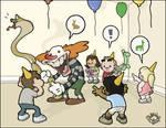 Little-Jimmy's Birthday