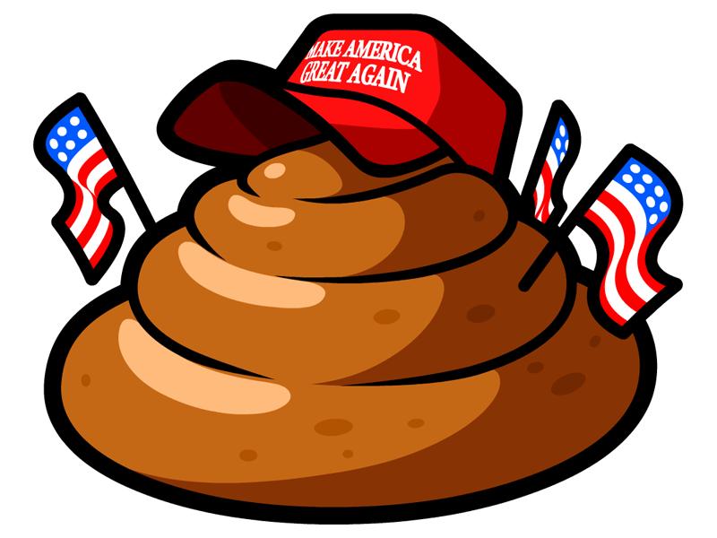 United States of Trump by MathieuBeaulieu