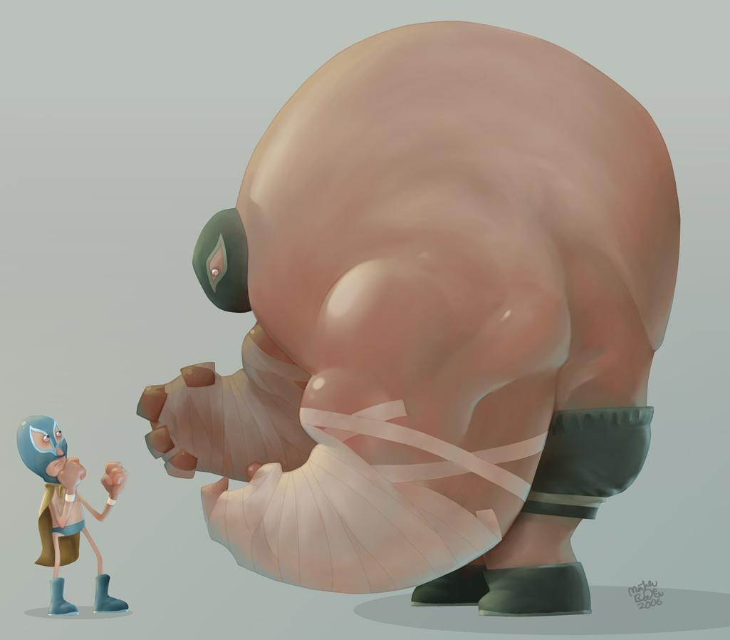 Ultimate Combat by MathieuBeaulieu