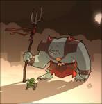 Versus Ganon