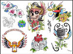 tattoo flash 3