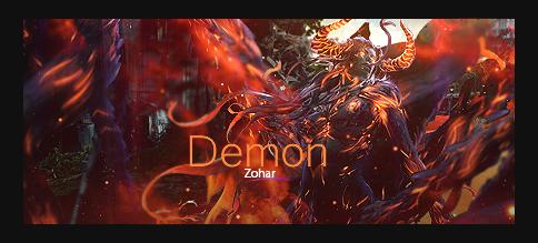 Demon by iSignatureZz