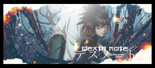 Death note L by iSignatureZz
