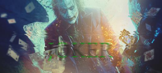 Joker. by iSignatureZz