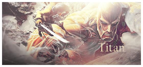 Titan by iSignatureZz