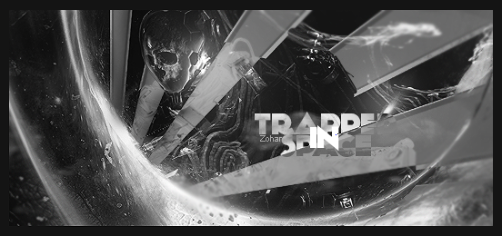 Trapped in space by iSignatureZz