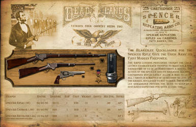 Deadlands Reloaded - Spencer Repeating Arms