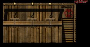 Deadlands - The Dixie Rails Gallow