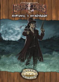 Deadlands Reloaded Marshals Handbook Explorers