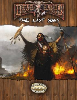 Deadlands Reloaded The Last Sons