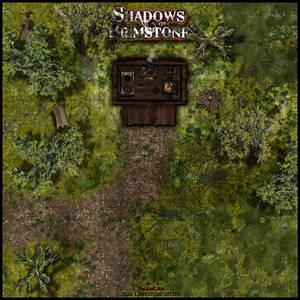 SoB - The cabin map