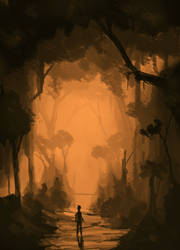 Leaving the Forrest by inkvenom