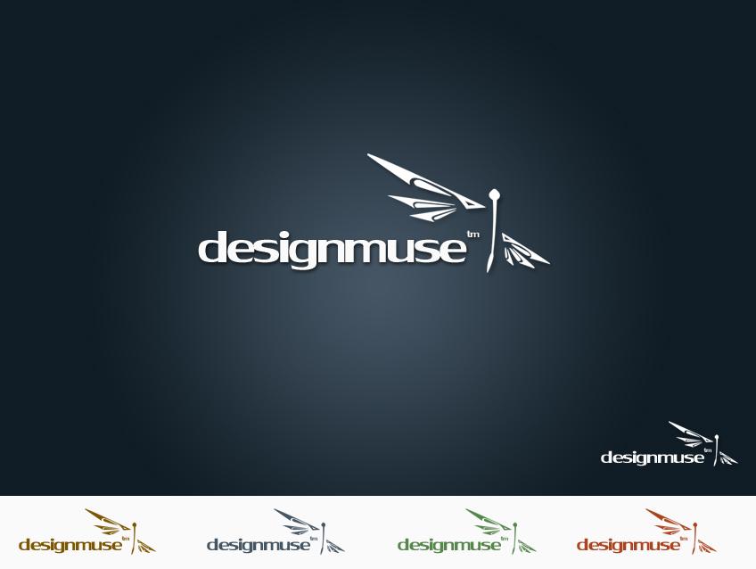 designmuse logo by Kupahh