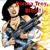 Donna Troy byatches by ibanezchica
