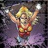 Wondergirl: Cassie by ibanezchica