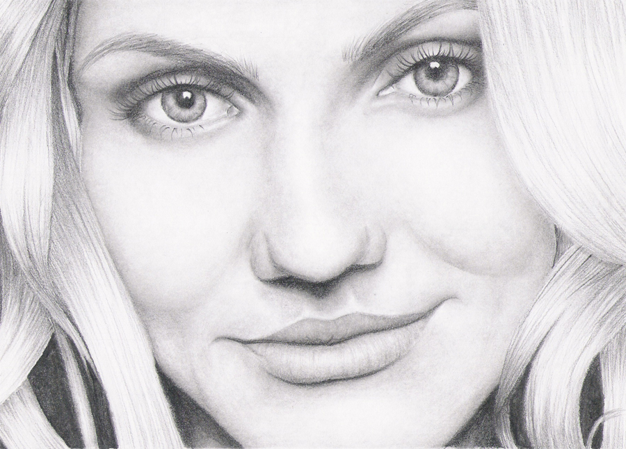 Cameron Diaz - Completed by mlipreti