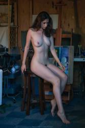 The Artist's Model by rdhobbet
