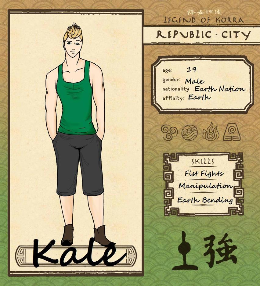 RC: Kale by BerBer1115