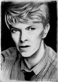 David Bowie in 1980