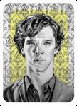 Sherlock Holmes by love-a-lad-insane