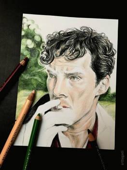 Benedict Cumberbatch  Unfinished