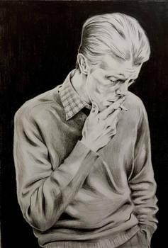 David Bowie In 1975