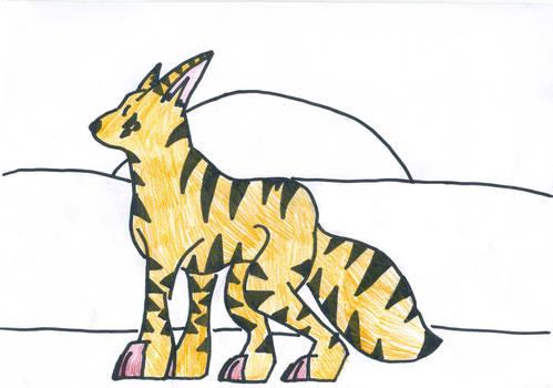 Some Random Fox Tiger Thing