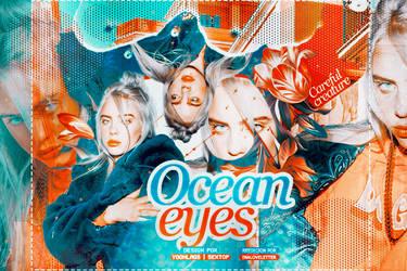 ocean eyes EDIT by inaloveletter