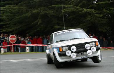 Rally Open do Monte by Lancia-Stratos